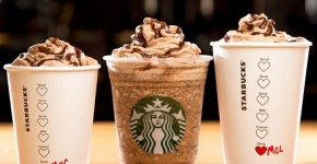 Starbucks Launches Molten Hot Chocolate Trio for Valentine's Day