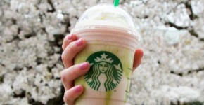 Starbucks Introduces Limited Edition Cherry Blossom Frappuccino to Celebrate Spring