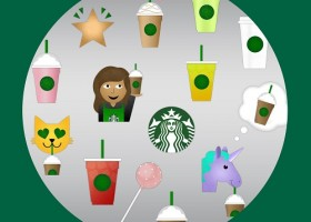 Starbucks Releases Emoji for All Your Texting Needs