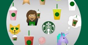 Starbucks Emoji