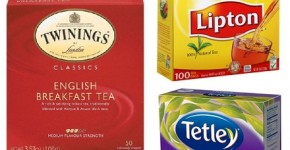 Rating Supermarket Black Teas