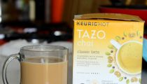 Keurig Tazo Chai Classic Latte, reviewed