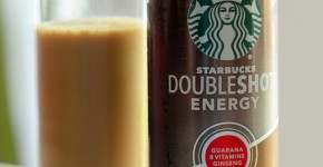 Starbucks Doubleshot Energy Mexican Mocha, reviewed