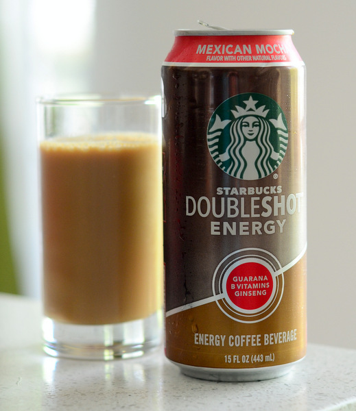 Starbucks Doubleshot Energy Mexican Mocha Reviewed Brewed